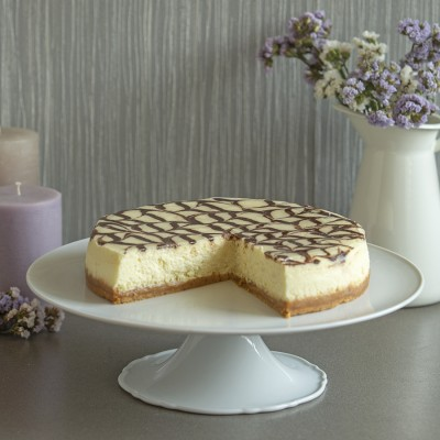 Baked New York Cheese Cake 875 gms