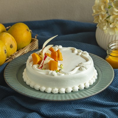 French Cream Mango Cakes 500gms