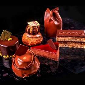 Assortments of the finest 6 pastry