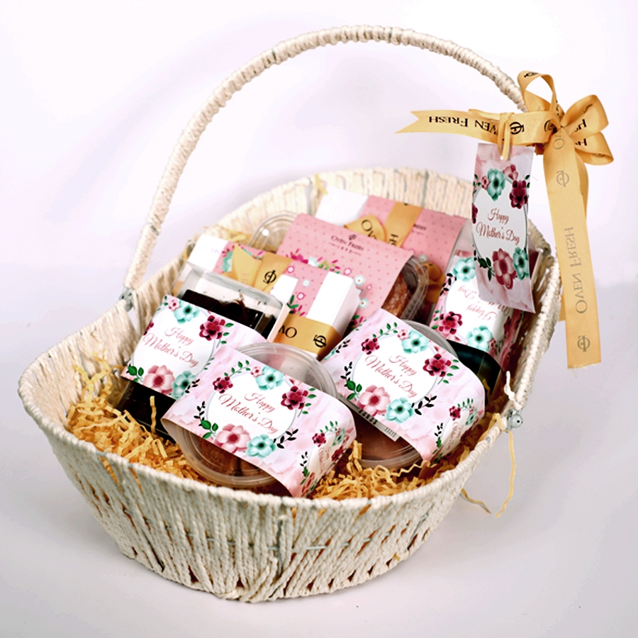 Mothers Day Gift basket (Small ) Contains Egg
